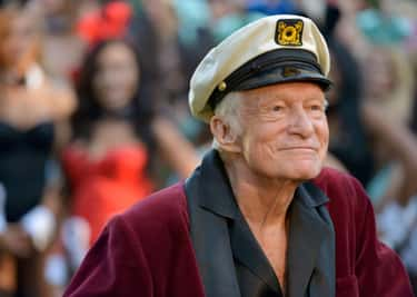 Hugh Hefner is listed (or ranked) 6 on the list Famous Male Journalists
