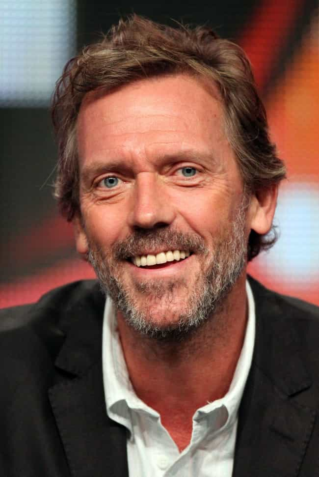 Hugh Laurie is listed (or ranked) 4 on the list Fortysomething Cast List