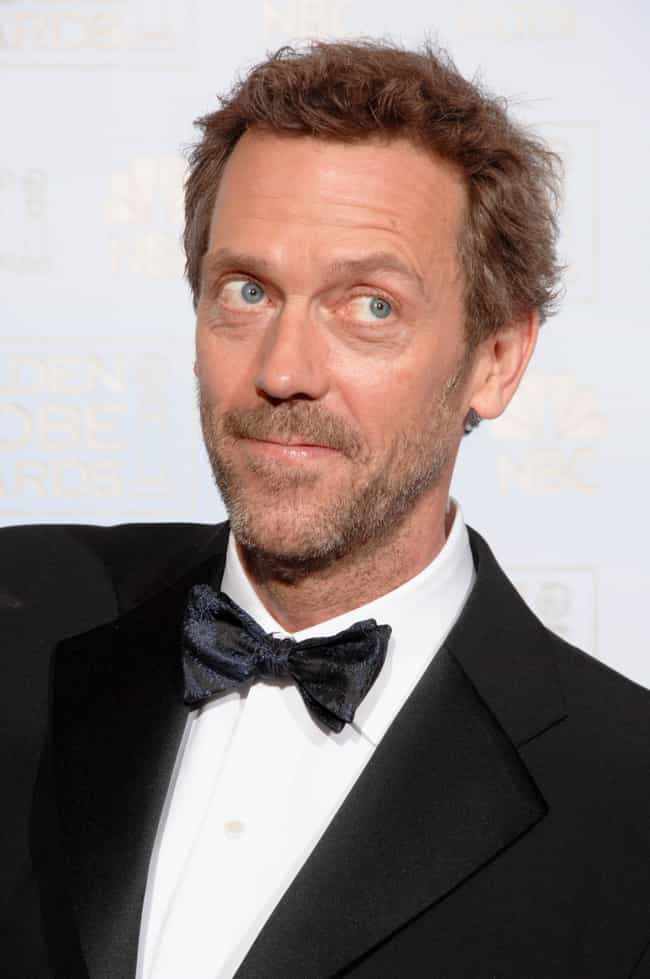 Hugh Laurie is listed (or ranked) 3 on the list Great Actors Who've Been Nominated For Ludicrous Amounts Of Emmys And Never Won