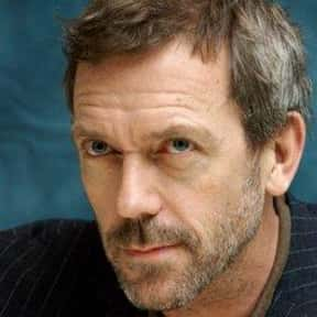 Hugh Laurie is listed (or ranked) 15 on the list The Hottest Silver Foxes