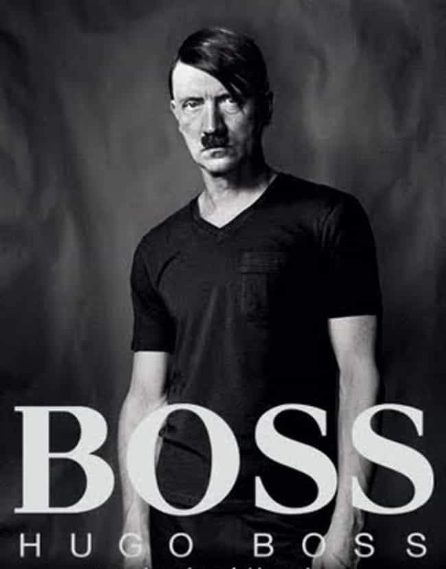 Hugo Boss is listed (or ranked) 4 on the list 11 Companies With Surprising Ties To Nazi Germany
