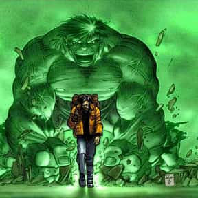Hulk is listed (or ranked) 5 on the list The Best Comic Book Characters Created by Stan Lee