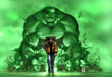 Hulk (2) is listed (or ranked) 2 on the list The Best Catchphrases in Comics