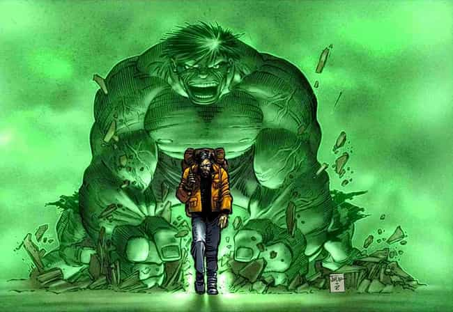 Hulk is listed (or ranked) 2 on the list The Best Catchphrases in Comics