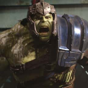 Hulk is listed (or ranked) 11 on the list The Best Characters In The Marvel Cinematic Universe