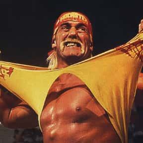 Hulk Hogan is listed (or ranked) 1 on the list The Best WWE Superstars of the '80s