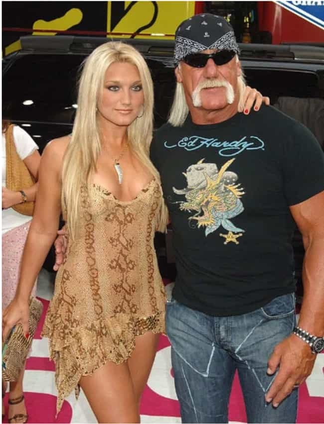 Hulk Hogan is listed (or ranked) 1 on the list Pictures From The Peak Of Ed Hardy