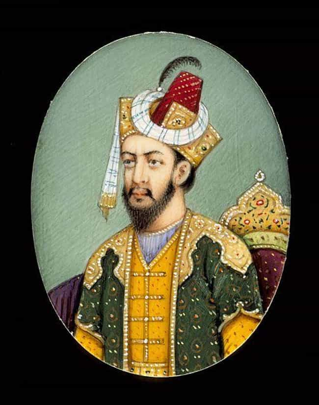Humayun is listed (or ranked) 4 on the list The 9 Strangest Deaths of the Renaissance Era