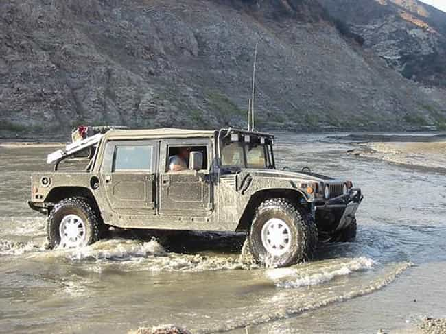 Hummer H1 is listed (or ranked) 2 on the list Full List of Hummer Models