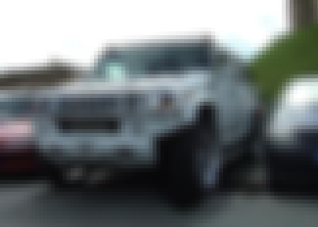 Hummer H2 is listed (or ranked) 1 on the list Full List of General Motors Models