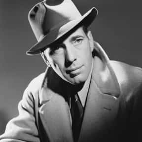 Humphrey Bogart is listed (or ranked) 19 on the list The Coolest Actors Ever