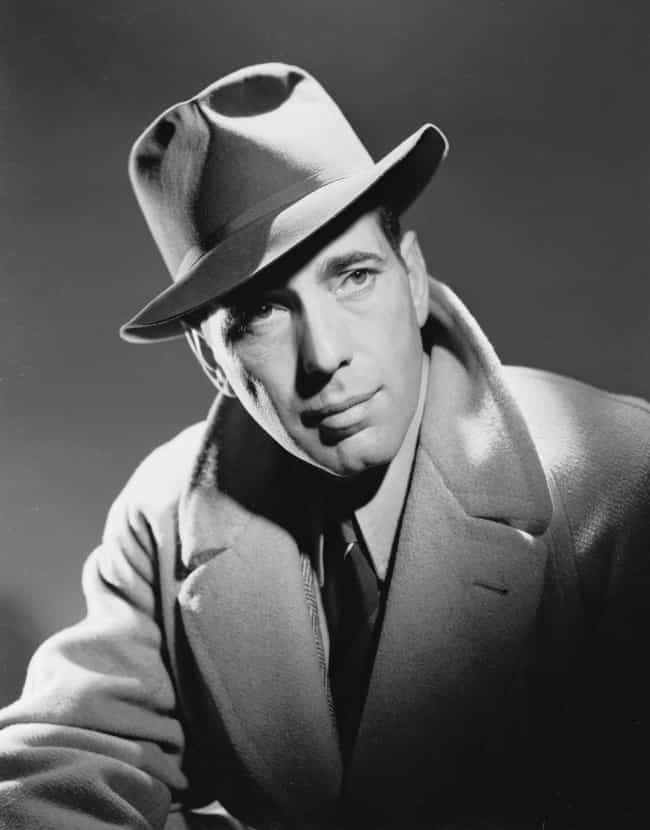 Humphrey Bogart is listed (or ranked) 3 on the list Famous People Who Were Buried With Quirky and Heartwarming Mementos