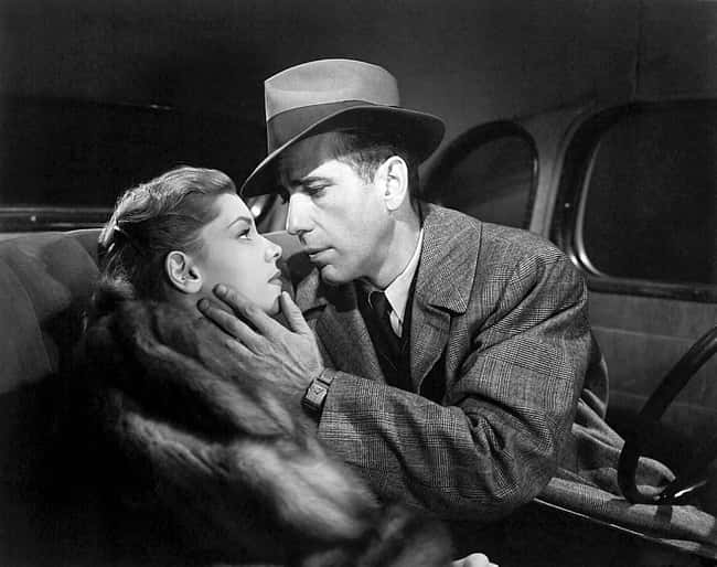Humphrey Bogart is listed (or ranked) 20 on the list 48 Famous Couples with Huge Age Differences