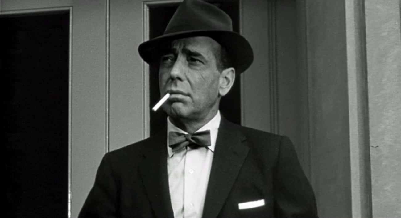 Humphrey Bogart - The Harder They Fall (1956)