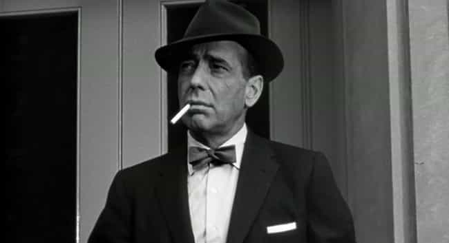 Humphrey Bogart is listed (or ranked) 2 on the list The Final Films of Great Actors