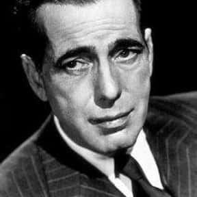 Humphrey Bogart is listed (or ranked) 24 on the list The Best Actors in Film History