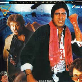 Hum is listed (or ranked) 5 on the list The Best Amitabh Bachchan Movies