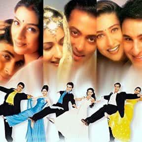 Hum Saath-Saath Hain is listed (or ranked) 23 on the list The Best Bollywood Movies on Netflix