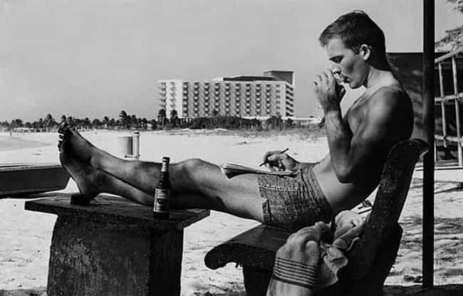 Hunter S Thompson Is Listed Or Ranked 2 On The List Famous People Photo Pinterest
