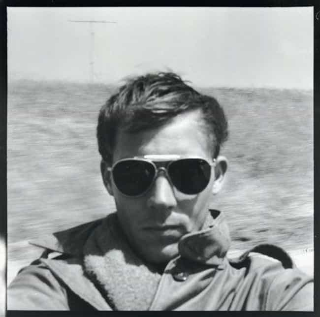Hunter S. Thompson is listed (or ranked) 3 on the list Famous People From History You Had No Idea Were Hot
