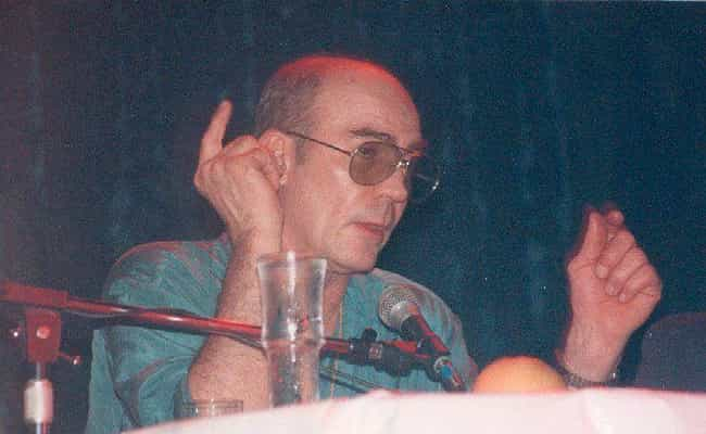 Hunter S. Thompson is listed (or ranked) 4 on the list Which Historical Figure Would Win In An All-Night Drinking Competition?
