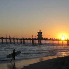 Huntington Beach is listed (or ranked) 14 on the list The Best U.S. Beaches for Surfing