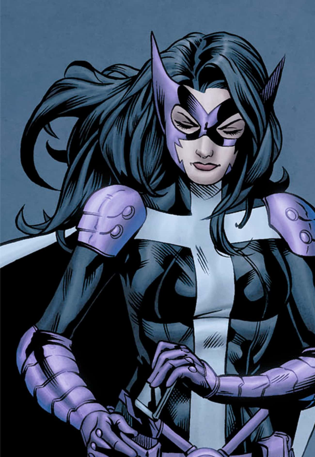 Huntress is listed (or ranked) 2 on the list The Best Birds of Prey Members