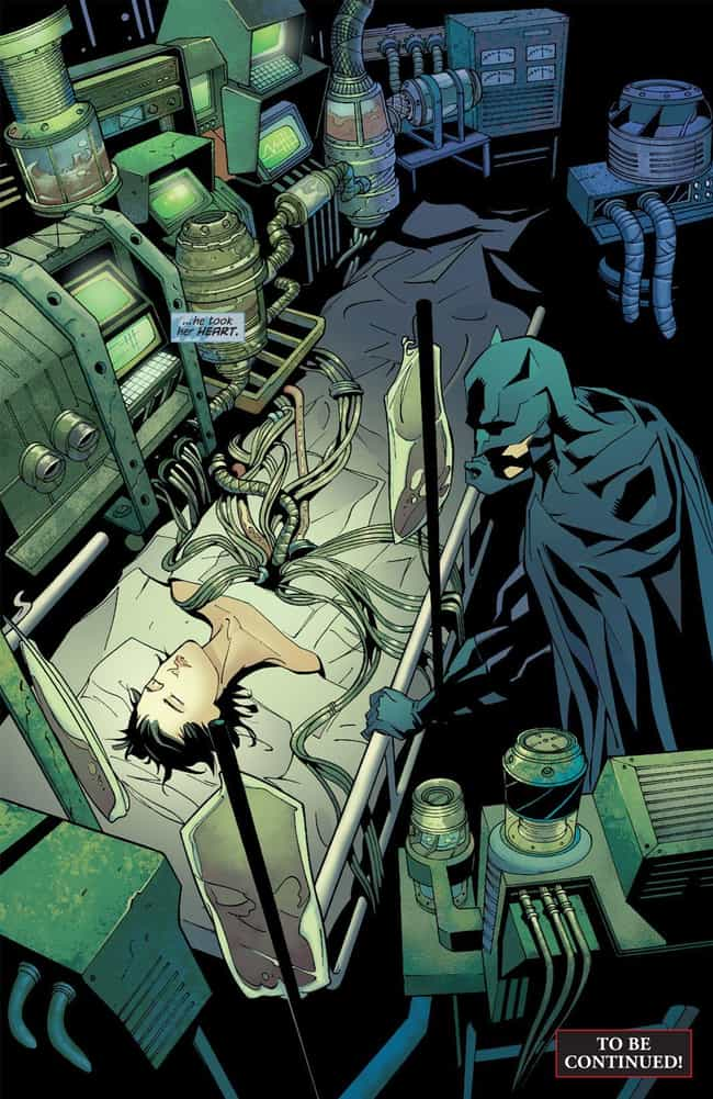 Hush is listed (or ranked) 1 on the list The Most Shockingly Violent Things Batman Villains Have Ever Done