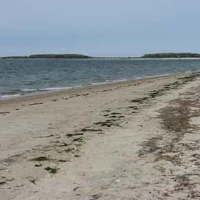 Hyannis is listed (or ranked) 5 on the list The Best Beaches in New England