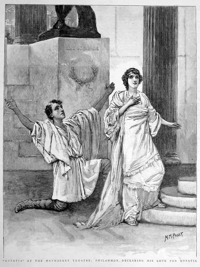 Hypatia is listed (or ranked) 1 on the list People Who Were Actually Killed For Being 'Witches'