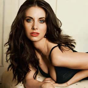 Alison Brie - born Alison Brie is listed (or ranked) 10 on the list Celebrities You Didn't Know Use Stage Names