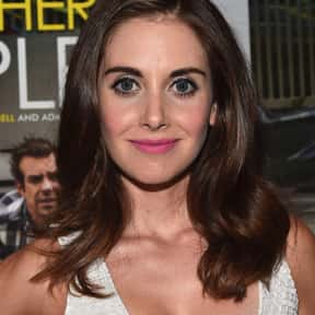 Alison Brie is listed (or ranked) 1 on the list Famous People Named Ali & Alison