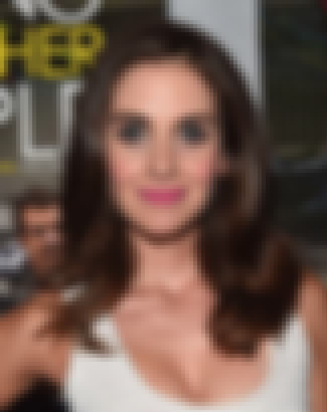 Alison Brie is listed (or ranked) 3 on the list The Hottest Girls on Primetime TV
