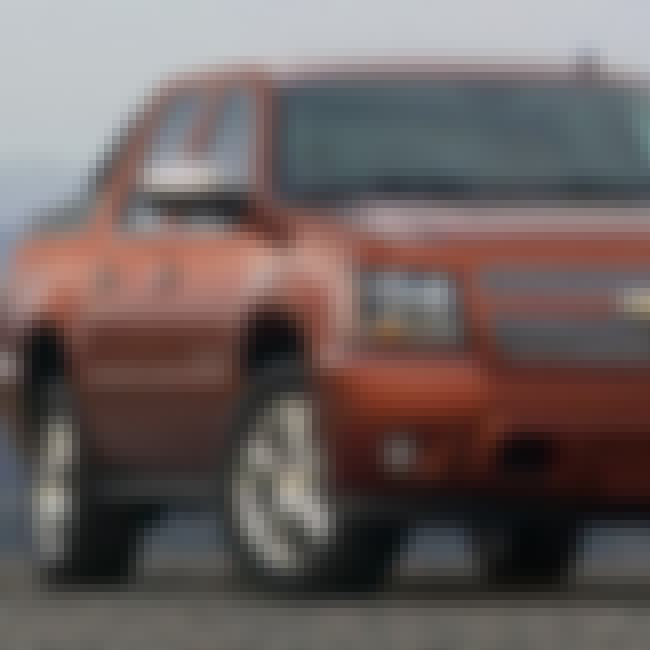 2008 Chevrolet Avalanche is listed (or ranked) 4 on the list List of Popular Chevrolet Trucks