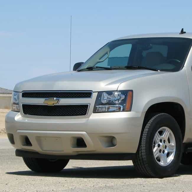 2007 Chevrolet Avalanche... is listed (or ranked) 1 on the list List of 2007 Chevrolets