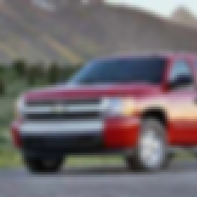 2007 Chevrolet Silverado 1500 is listed (or ranked) 3 on the list List of Popular Chevrolet Trucks