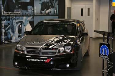 2009 Dodge Avenger is listed (or ranked) 1 on the list List of 2009 Dodges