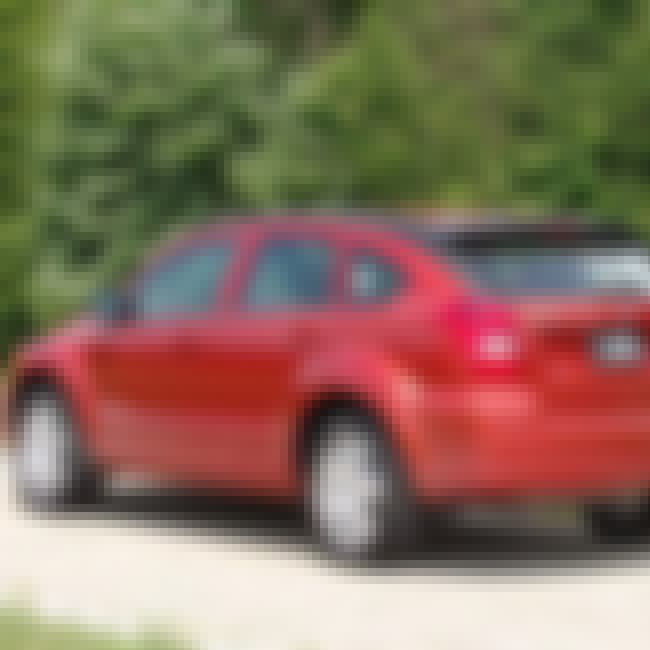 2009 Dodge Caliber is listed (or ranked) 2 on the list List of 2009 Dodges