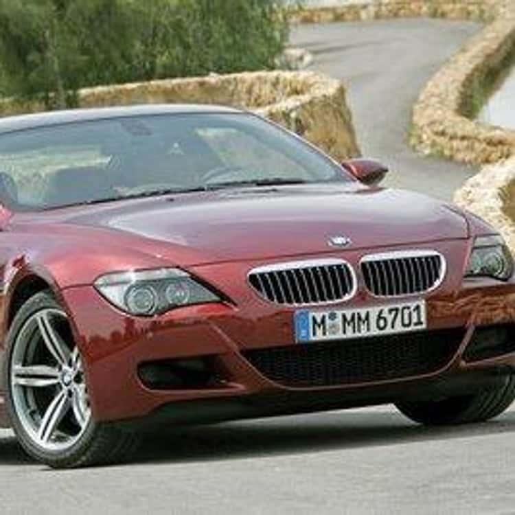 2009 BMW M6 Coupé