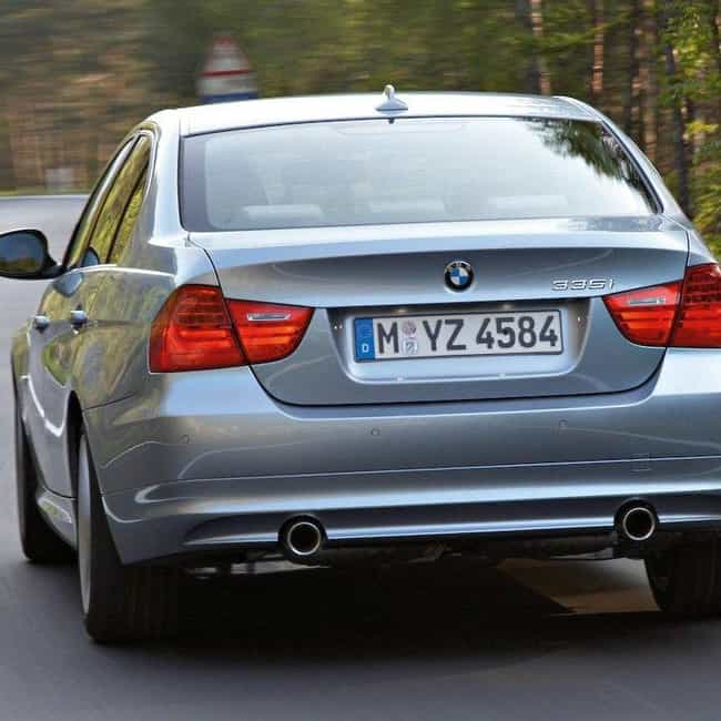 2009 BMW 3 Series Sedan ... is listed (or ranked) 4 on the list The Best BMW 3 Series of All Time