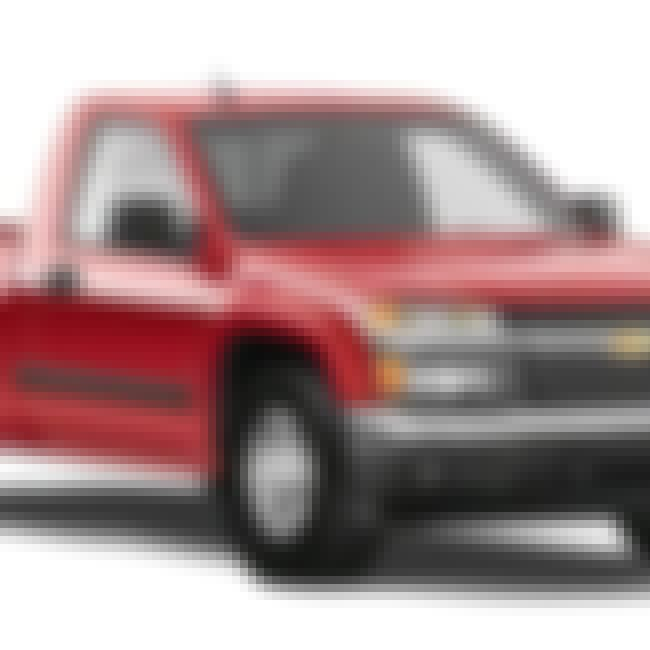 2007 Chevrolet Colorado is listed (or ranked) 2 on the list List of Popular Chevrolet Trucks