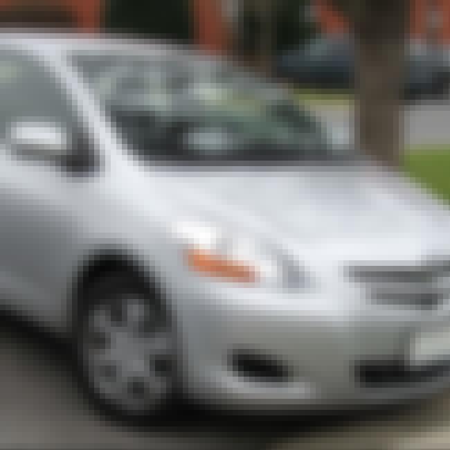 2007 Toyota Yaris Sedan is listed (or ranked) 7 on the list List of Popular Toyota Sedans