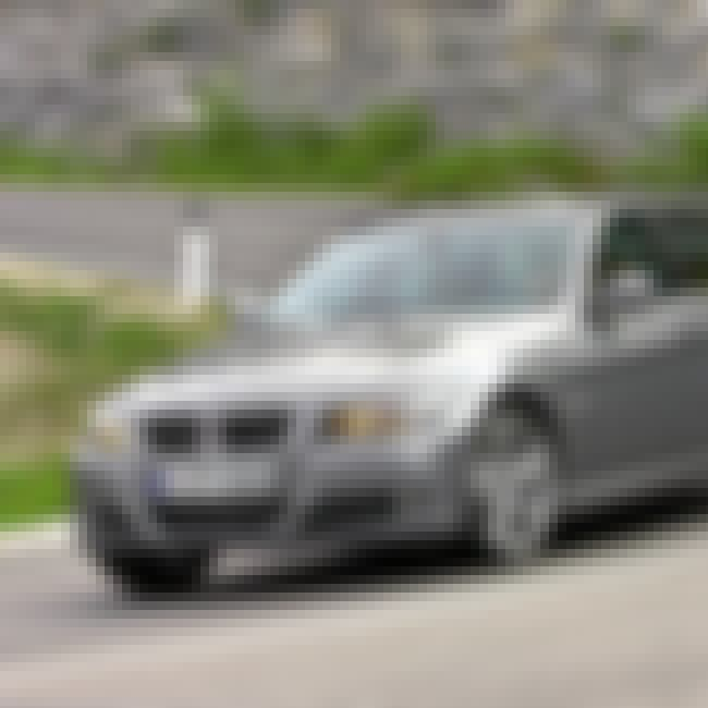 2007 BMW 3 Series Sports Wagon is listed (or ranked) 4 on the list List of Popular BMW 3 Seriess