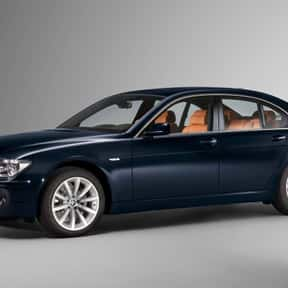 2007 BMW 7 Series is listed (or ranked) 16 on the list The Best BMW Sedans of All Time