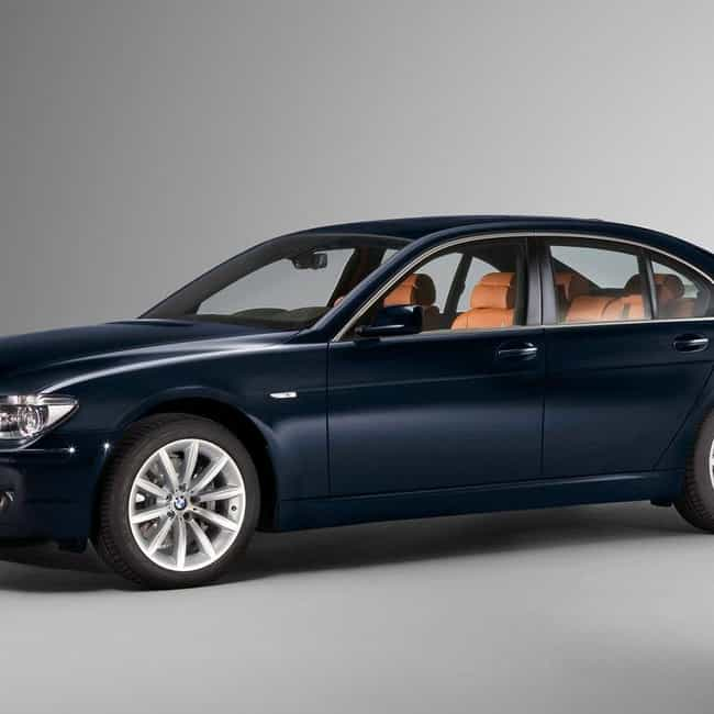 2007 BMW 7 Series is listed (or ranked) 2 on the list The Best BMW 7 Series of All Time