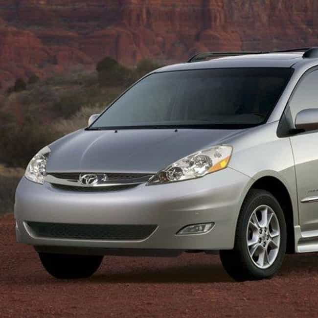 2009 Toyota Sienna is listed (or ranked) 3 on the list The Best Toyota Siennas of All Time