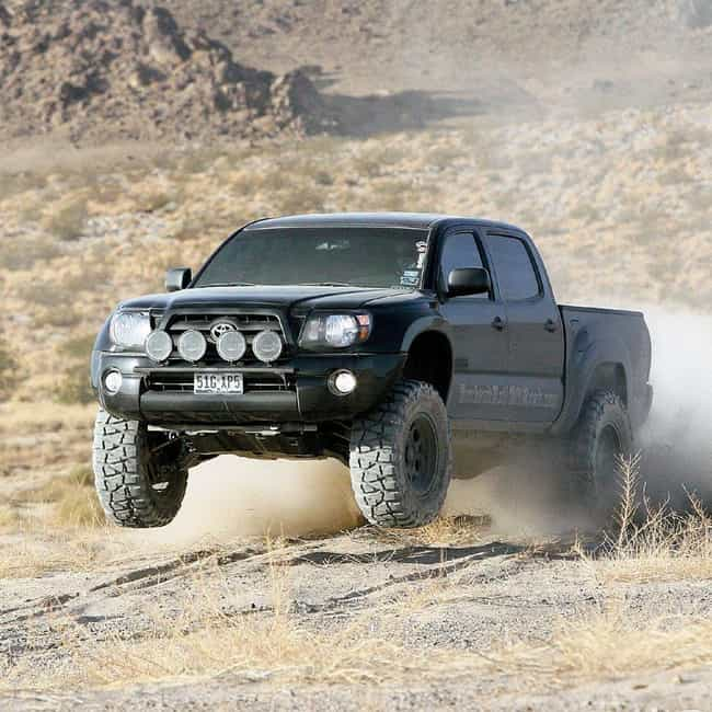 2008 Toyota Tacoma is listed (or ranked) 4 on the list The Best Toyota Tacomas of All Time