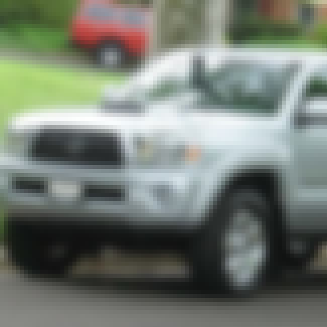 2007 Toyota Tacoma is listed (or ranked) 1 on the list List of Popular Toyota Trucks