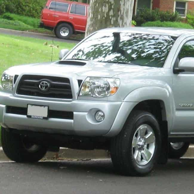 2007 Toyota Tacoma is listed (or ranked) 3 on the list The Best Toyota Tacomas of All Time