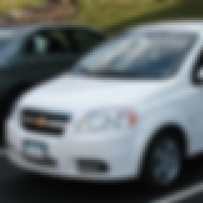 2007 Chevrolet Aveo is listed (or ranked) 1 on the list List of Popular Chevrolet Aveos